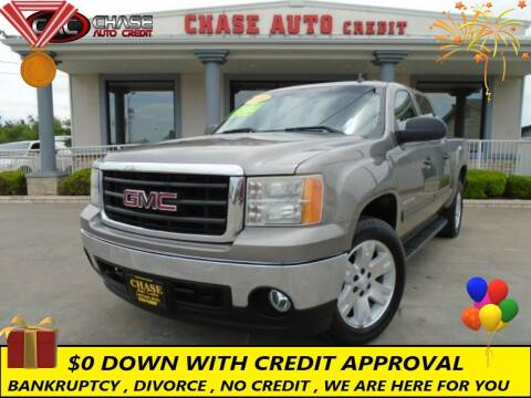 2007 GMC Sierra 1500 for sale at Chase Auto Credit in Oklahoma City OK