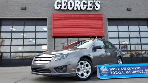 2011 Ford Fusion for sale at George's Used Cars - Pennsylvania & Allen in Brownstown MI