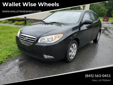 2008 Hyundai Elantra for sale at Wallet Wise Wheels in Montgomery NY