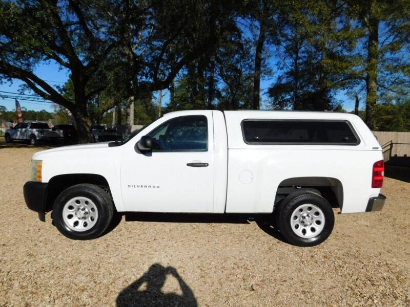 2010 Chevrolet Silverado 1500 4x2 Work Truck 2dr Regular Cab 6.5 ft. SB - Ponchatoula LA