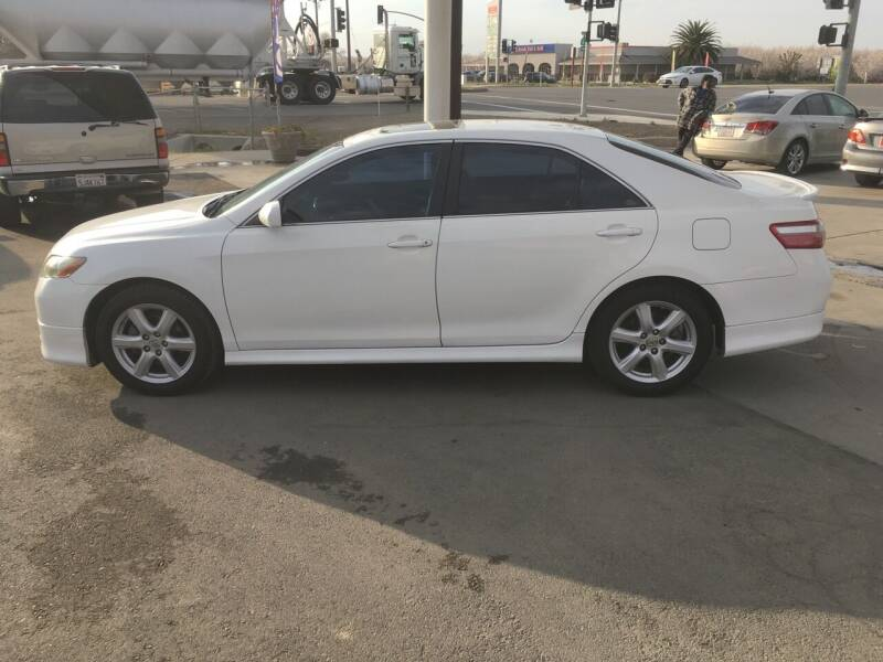 2008 Toyota Camry for sale at CONTINENTAL AUTO EXCHANGE in Lemoore CA