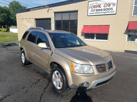 2006 Pontiac Torrent for sale at I-Deal Cars LLC in York PA
