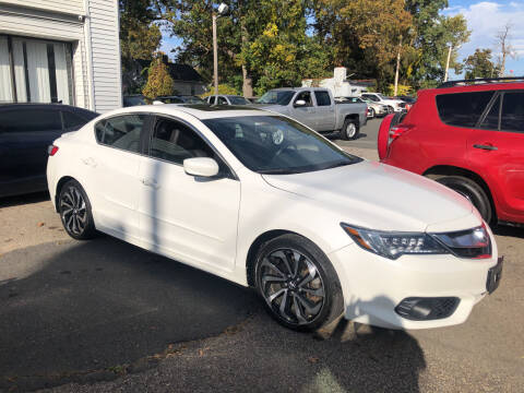 2016 Acura ILX for sale at Chris Auto Sales in Springfield MA