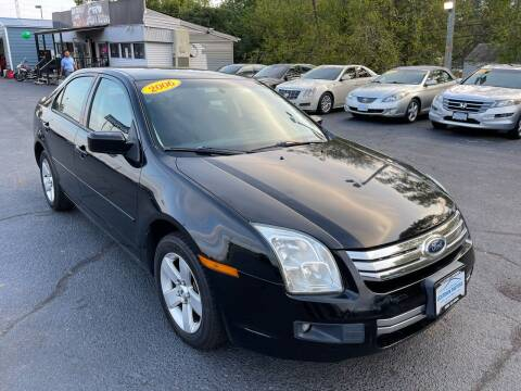2006 Ford Fusion for sale at LexTown Motors in Lexington KY