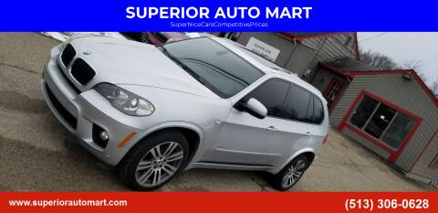 2012 BMW X5 for sale at SUPERIOR AUTO MART in Amelia OH