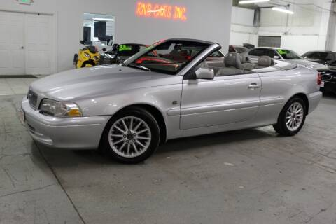 1999 Volvo C70 for sale at R n B Cars Inc. in Denver CO