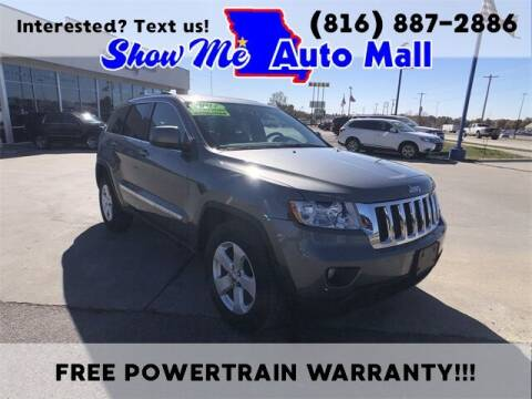 2011 Jeep Grand Cherokee for sale at Show Me Auto Mall in Harrisonville MO