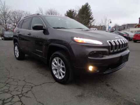 2015 Jeep Cherokee for sale at Purcellville Motors in Purcellville VA