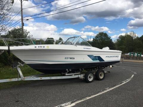 1997 AQUA SPORT 215 for sale at All State Auto Sales in Morrisville PA
