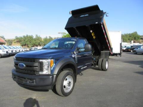 2017 Ford F-550 Super Duty for sale at Norco Truck Center in Norco CA