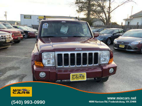 2007 Jeep Commander for sale at Mix Cars in Fredericksburg VA