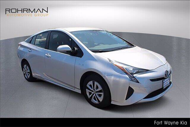 2018 Toyota Prius for sale at BOB ROHRMAN FORT WAYNE TOYOTA in Fort Wayne IN