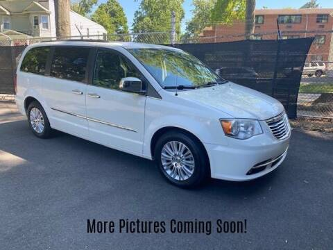 2013 Chrysler Town and Country for sale at Warner Motors in East Orange NJ