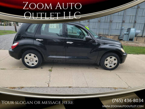 2006 Chrysler PT Cruiser for sale at Zoom Auto Outlet LLC in Thorntown IN