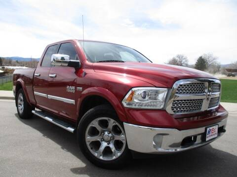 2013 RAM Ram Pickup 1500 for sale at Nations Auto in Lakewood CO