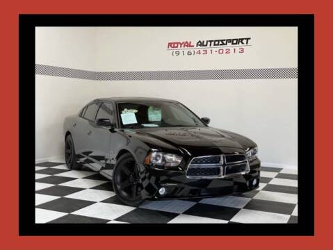 2013 Dodge Charger for sale at Royal AutoSport in Sacramento CA