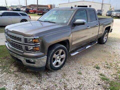 2014 Chevrolet Silverado 1500 for sale at CROWN  DODGE CHRYSLER JEEP RAM FIAT in Pascagoula MS