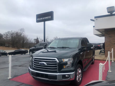 2015 Ford F-150 for sale at Penland Automotive Group in Taylors SC
