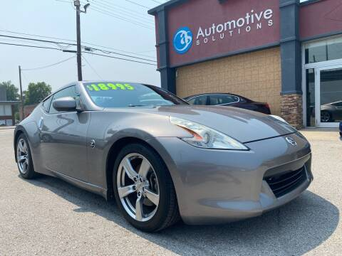 2009 Nissan 370Z for sale at Automotive Solutions in Louisville KY