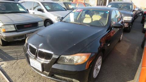 2006 BMW 3 Series for sale at Affordable Auto Inc. in Pico Rivera CA