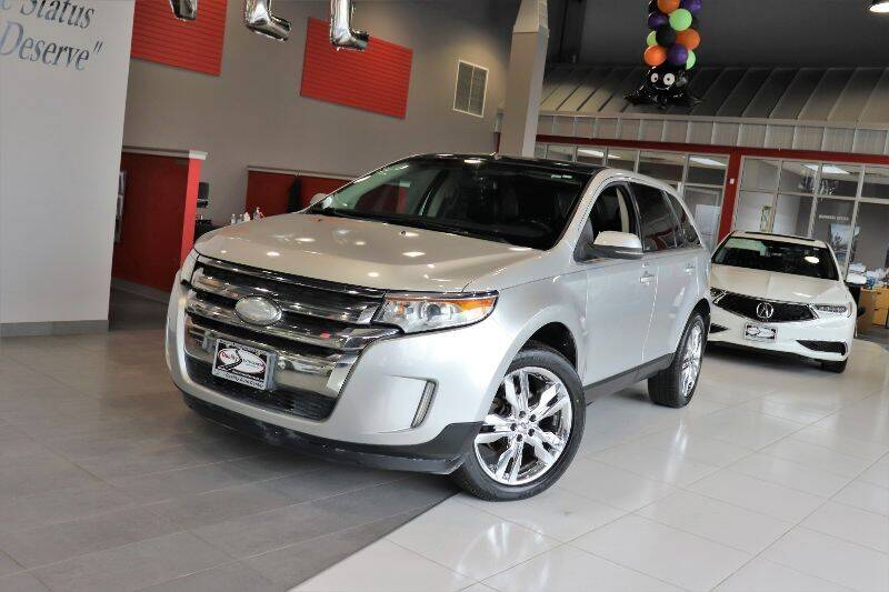 2013 Ford Edge for sale at Quality Auto Center in Springfield NJ