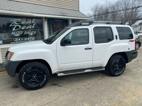 2012 Nissan Xterra for sale at Real Deal Auto Sales in Auburn ME