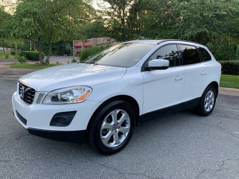 2010 Volvo XC60 for sale at Triangle Motors Inc in Raleigh NC