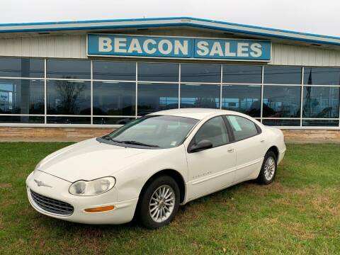 1999 Chrysler Concorde for sale at BEACON SALES & SERVICE in Charlotte MI