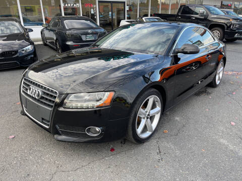 2010 Audi A5 for sale at APX Auto Brokers in Edmonds WA