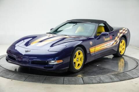 1998 Chevrolet Corvette for sale at Duffy's Classic Cars in Cedar Rapids IA