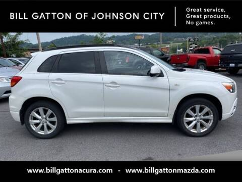 2012 Mitsubishi Outlander Sport for sale at Bill Gatton Used Cars - BILL GATTON ACURA MAZDA in Johnson City TN