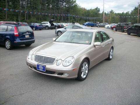 2004 Mercedes-Benz E-Class for sale at Auto Images Auto Sales LLC in Rochester NH