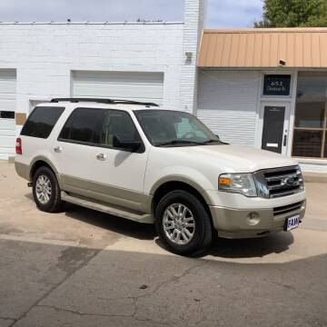 2010 Ford Expedition for sale at Faw Motor Co - Faws Garage Inc. in Arapahoe NE