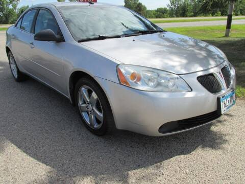 2008 Pontiac G6 for sale at Buy-Rite Auto Sales in Shakopee MN