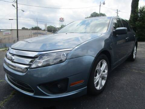 2012 Ford Fusion for sale at Lewis Page Auto Brokers in Gainesville GA
