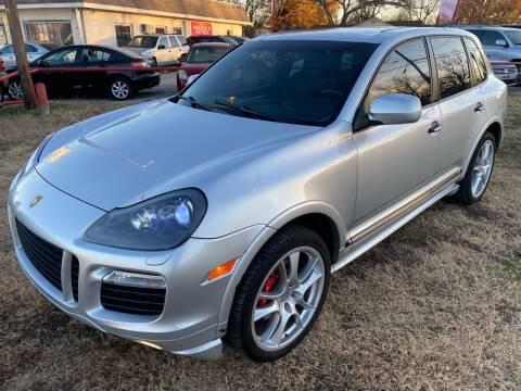 2008 Porsche Cayenne for sale at Texas Select Autos LLC in Mckinney TX