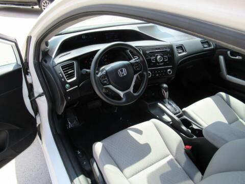 2015 Honda Civic for sale at Aztec Motors in Des Moines IA