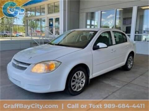 2010 Chevrolet Cobalt for sale at GRAFF CHEVROLET BAY CITY in Bay City MI
