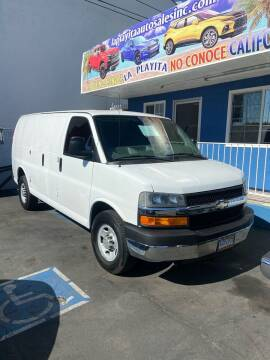 2014 Chevrolet Express Cargo for sale at LA PLAYITA AUTO SALES INC - 3271 E. Firestone Blvd Lot in South Gate CA