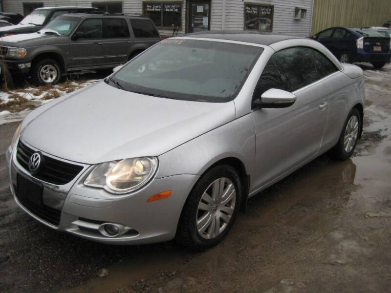 2010 Volkswagen Eos for sale at Carz R Us 1 Heyworth IL - Carz R Us Armington IL in Armington IL
