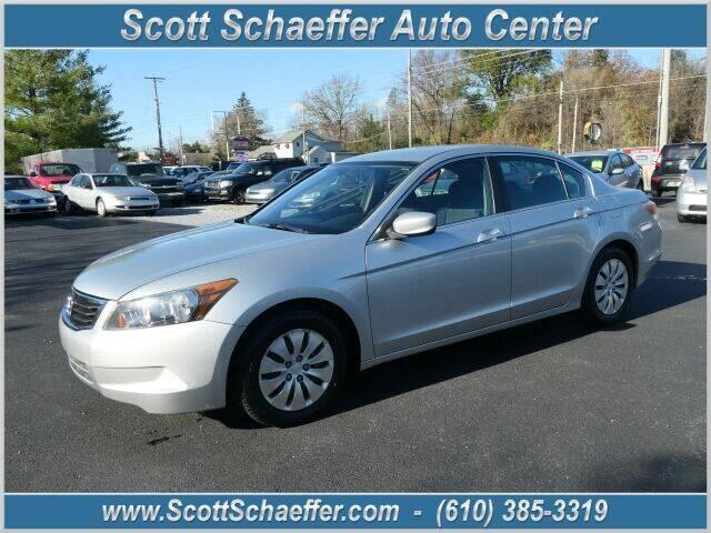 2010 Honda Accord for sale at Scott Schaeffer Auto Center in Birdsboro PA