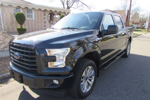 2017 Ford F-150 for sale at First Choice Automobile in Uniondale NY