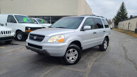 2003 Honda Pilot for sale at Sedo Automotive in Davison MI