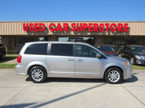 2013 Dodge Grand Caravan for sale at Checkered Flag Auto Sales NORTH in Lakeland FL