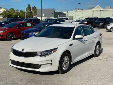 2018 Kia Optima for sale at Key West Kia in Key West Or Marathon FL