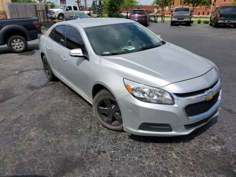 2014 Chevrolet Malibu for sale at Kash Kars in Fort Wayne IN