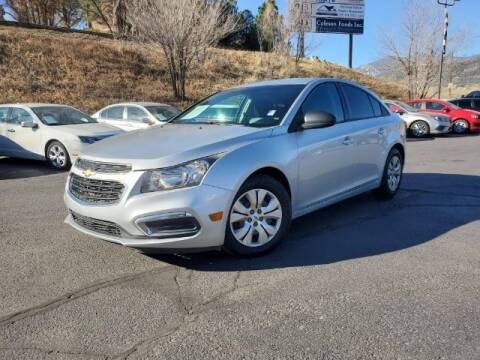 2016 Chevrolet Cruze Limited for sale at Lakeside Auto Brokers Inc. in Colorado Springs CO