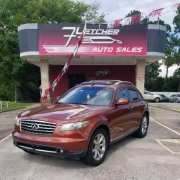 2006 Infiniti FX35 for sale at Fletcher Auto Sales in Augusta GA