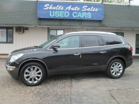 2011 Buick Enclave for sale at SHULTS AUTO SALES INC. in Crystal Lake IL