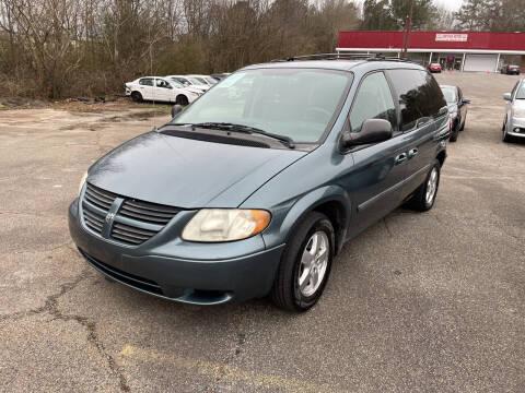 2005 Dodge Caravan for sale at Certified Motors LLC in Mableton GA